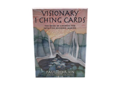Visionary I Ching Oracle Deck - Crystal Dreams