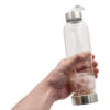 Crystal Water Bottle - Narrow Head - Crystal Dreams