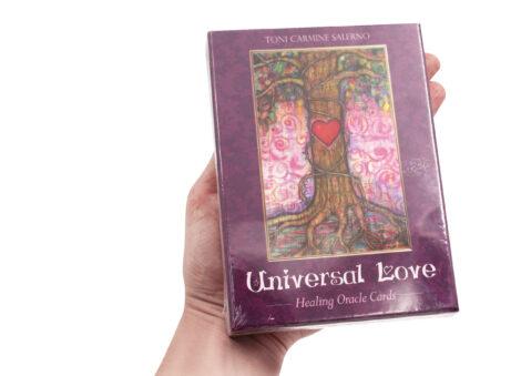 Universal Love Oracle Deck - Crystal Dreams