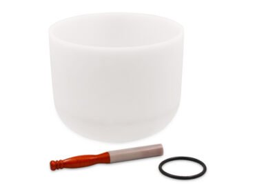 Quartz Singing Bowl - Crystal Dreams