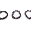 Amethyst Chevron Bracelet - Crystal Dreams