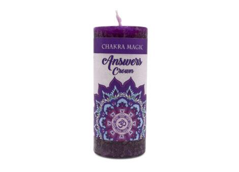 Chakra Magic - Answers - Crystal Dreams