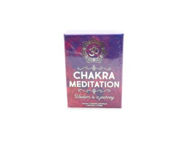 Chakra Meditation Oracle Deck - Crystal Dreams