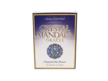 Crystal Mandala Oracle Deck - Crystal Dreams