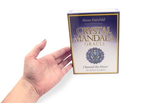 Crystal Mandala Oracle Deck (hand) - Crystal Dreams