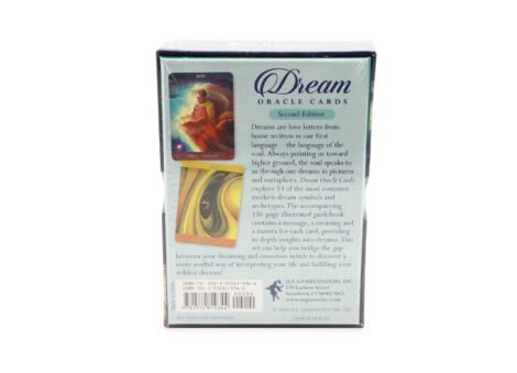 Dream Oracle Cards for the Awakening Dreamer - Crystal Dreams