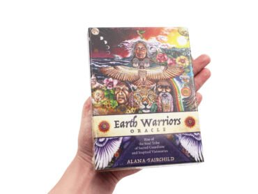 Earth Warriors Oracle Cards - Crystal Dreams
