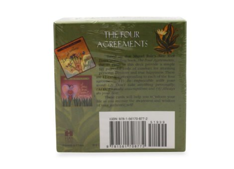 Four Agreements Oracle Deck
