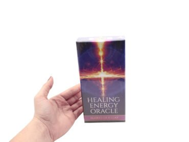 Healing Energy Oracle Deck - Crystal Dreams