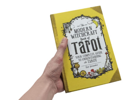 Modern Witchcraft Book of Tarot - Crystal Dreams