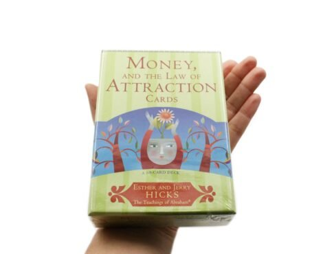 Money and The Law of Attraction Cards - Crystal Dreams