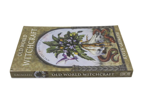 Old world Witchcraft - Crystal Dreams