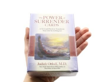 The Power of Surrender - Crystal Dreams