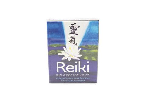 Reiki Oracle Deck and Guidebook - Crystal Dreams