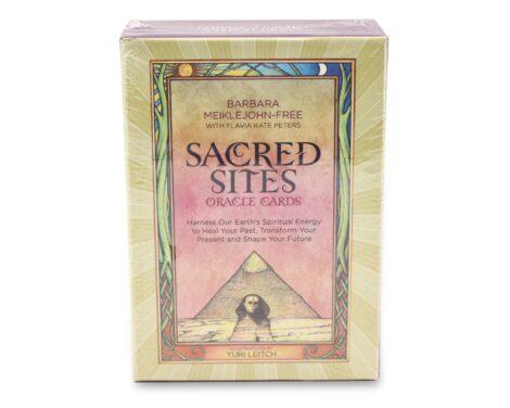 Sacred Sites Oracle - Crystal Dreams