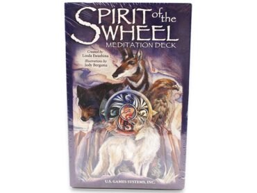 Spirit of the Wheel Meditation Deck Oracle Cards - Crystal Dreams