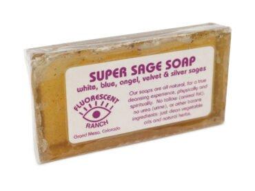 Super Sage Soap - Crystal Dreams