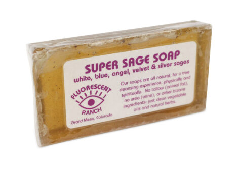 Super Sage Soap - Crystal Dreams