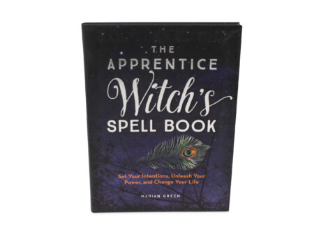 The Apprentice Witch's Spell Book - Crystal Dreams