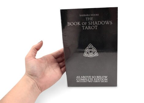 Book of Shadows Complete Kit - Crystal Dreams