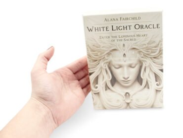 White Light Oracle - Crystal Dreams