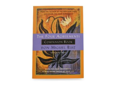 The Four Agreements Companion Book - Crystal Dreams