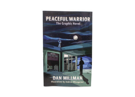 Peaceful Warrior The Graphic Novel - Crystal Dreams