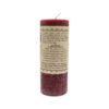 Dragon's Blood Spell Candle - Crystal Dreams