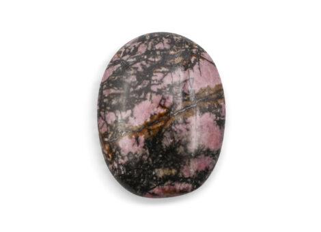 Rhodonite palmstone - Crystal Dreams