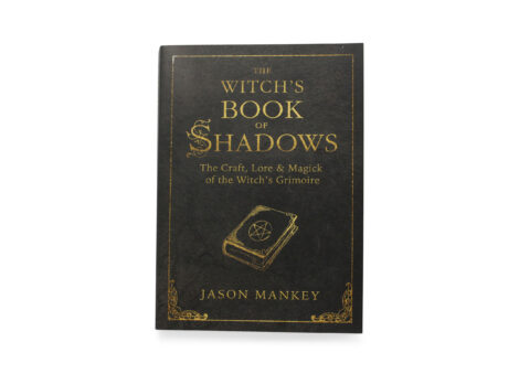 The Witch's Book of Shadows - Crystal Dreams