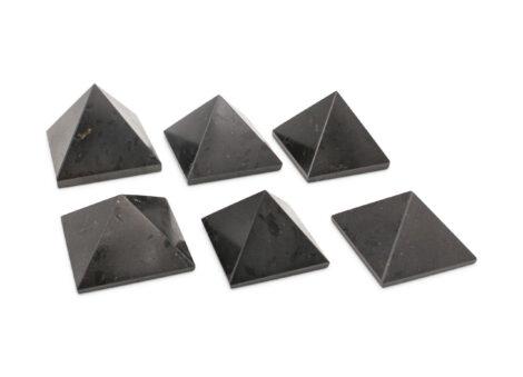 Black Tourmaline Pyramid - Crystal Dreams