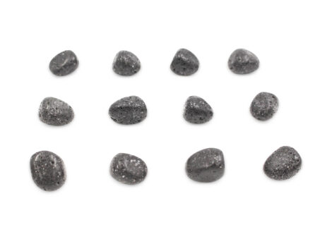 Lava Stone Tumbled - Crystal Dreams