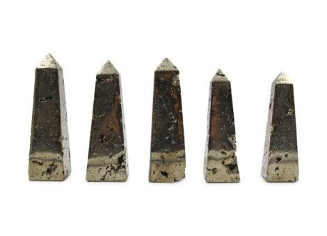 Pyrite Rough Obelisk - Crystal Dreams