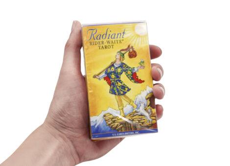 Radiant Rider Waite Tarot Deck Cards - Crystal Dreams