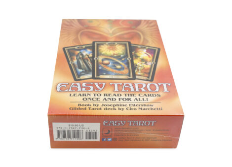 Easy Tarot Deck Cards - Crystal Dreams
