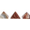 Agate pyramids - Crystal Dreams