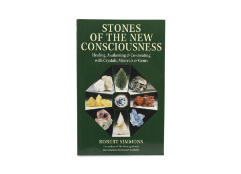 Stones of the New Consciousness Book - Crystal Dreams