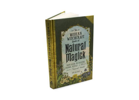 Modern Witchcraft Book of Natural Magick - Crystal Dreams