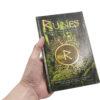 Runes: The Gods' Magical Alphabet Book - Crystal Dreams