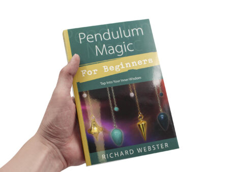 Pendulum Magic for Beginners Book - Crystal Dreams