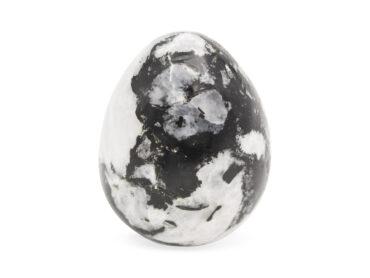 Moonstone egg - Oeuf de pierre de lune - Crystal Dreams