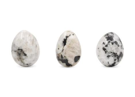 Moonstone egg - Crystal Dreams