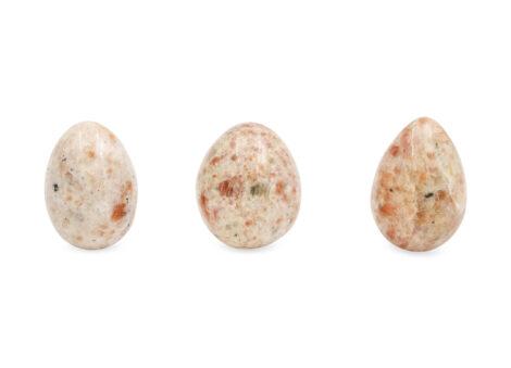 Sunstone Egg 4.5cm - Crystal Dreams