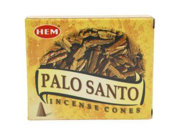 HEM Palo Santo Incense Cone - Crystal Dreams