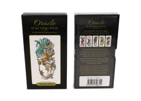 Oracle D'une Artiste Indigo - Crystal Dreams