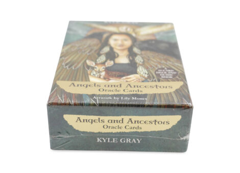 Angels and Ancestors - Crystal Dreams