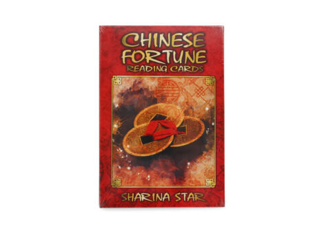 Chinese Fortune Reading Oracle Card - Crystal Dreams