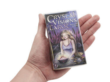 Crystal Vision Tarot Deck Card - Crystal Dreans