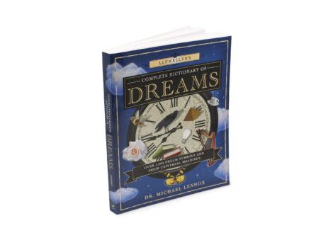Complete Dictionary of Dreams Book - Crystal Dreams