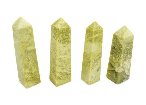 Serpentine Prism - Crystal Dreams